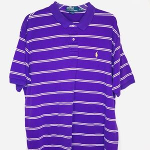 Polo Ralph Lauren Mens Golf Shirt Size XL